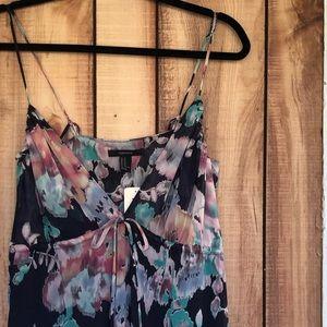 F21 Floral Maxi Dress